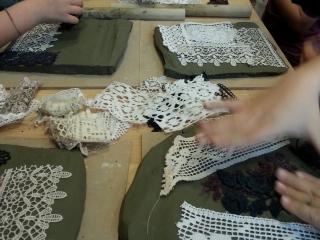 Corsi di ceramica presso il laboratorio Creta Rossa