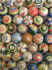 il 30 novembre dipingi la tua PALLINA di NATALE in ceramica - per bambini
