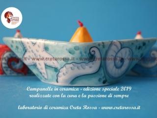cod.art: bo57b - Vuoi una bomboniera in ceramica simile a quella in foto? Scegli decoro, colore e scritte e invia una richiesta con la data dell'evento e le quantità che ti occorrono. Riceverai il preventivo con le spese di spedizione