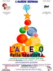 L'Albero della Creatività 2020 -  concorso gratuito per bambini