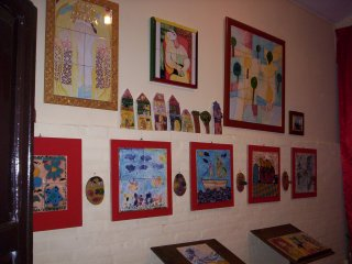 Mostra didattica giocare con l'arte - Vasto - 2007