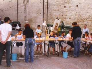 Terre Rare - Manifestazione di artigianato - Vasto - 2005