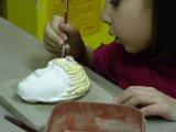 Conclusi i corsi di ceramica per bambini per l'a.s. 2009/2010.