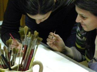 Corsi di ceramica per bambini e adulti -  decorazione - lavorazione dell'argilla - Scuola  - Vasto - Chieti - Abruzzo