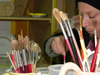 corsi di ceramica per adulti - tornio - manipolazione - decorazione - Vasto - Chieti - Abruzzo