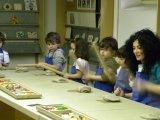 """Laboratorio di ceramica """"Giocare con L'Arte"""": un'esperienza fantastica."""