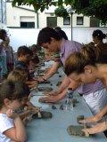 Favolare – laboratorio di ceramica per bambini.