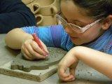 Aperte le iscrizioni ai corsi di ceramica per bambini e adulti ( gennaio - maggio 2016).