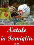 """Natale in famiglia: laboratori artistici alla scuola dell'infanzia """"L'Albero Azzurro"""" di Vasto."""