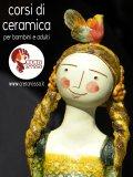 Creta Rossa apre le iscrizioni ai corsi di ceramica per l'a.s. 2012-2013.