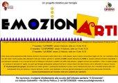 EmozionArti: un nuovo progetto per le famiglie.